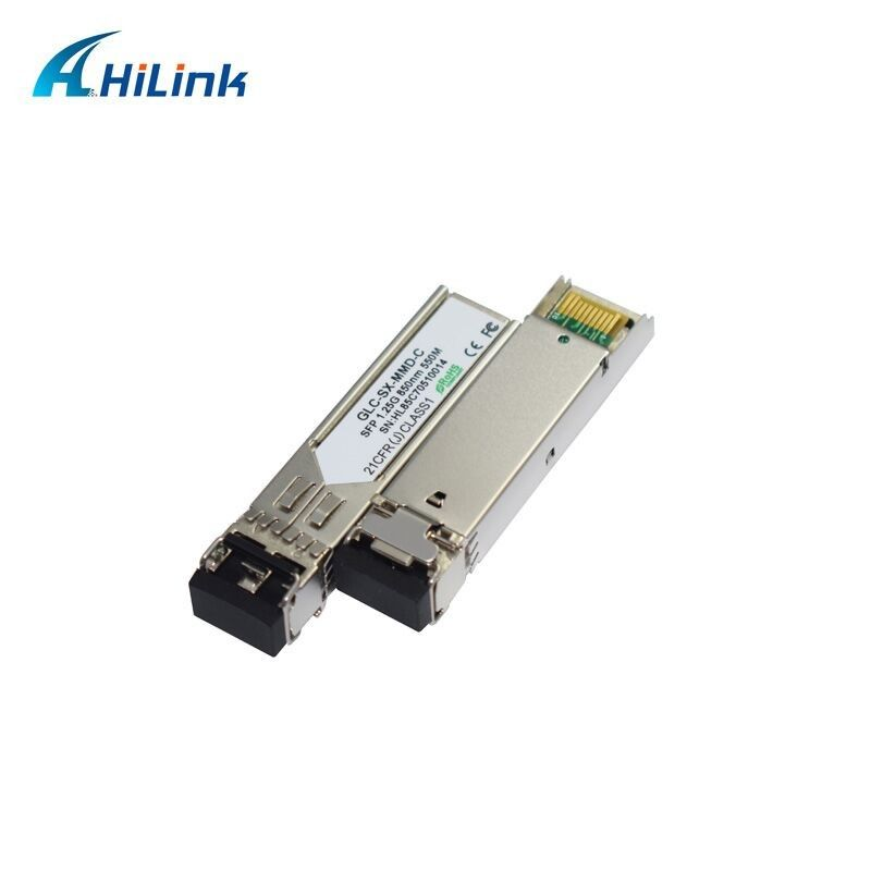 Modul SFC Multimode GLC-SX-MMD 1.25G 1000 Base SX Transceiver 850nm 550m SFP